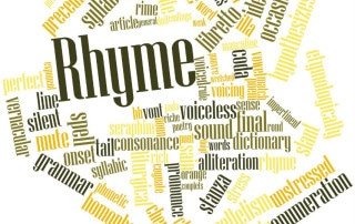 internal rhyme examples
