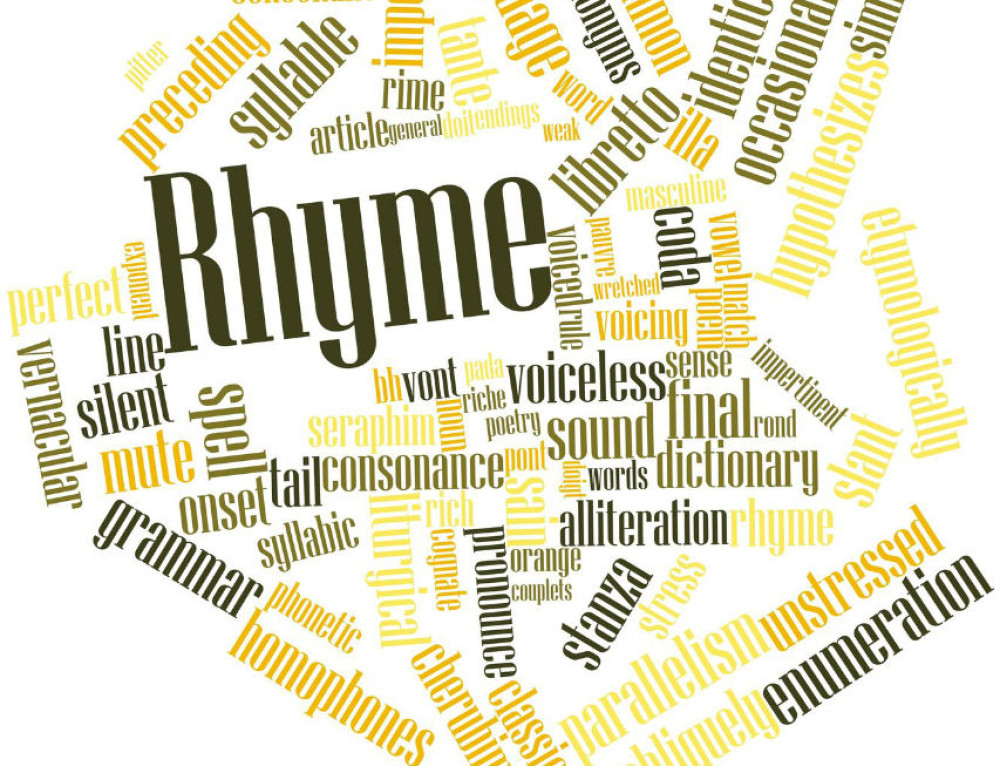 Internal Rhyme Examples | Internal Rhyme in Children's Poems
