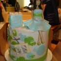 baby shower scrapbooking theme theme cake