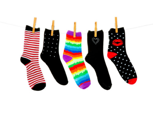 Fun Poems | Odd Sock Poem and Craft Projects