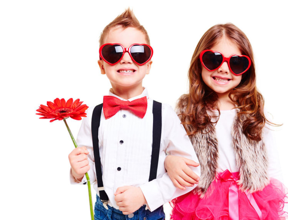 Fun Valentine Love Poems for Kids