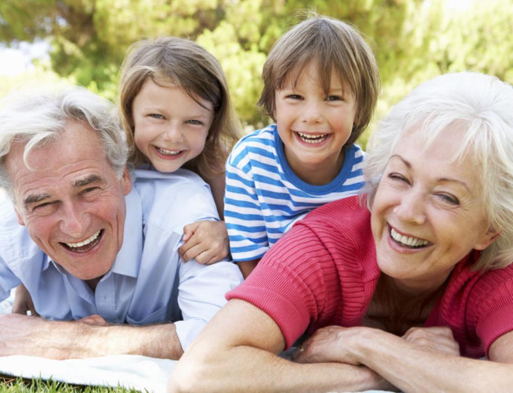 Grandparents Are Grand Alliteration Poem
