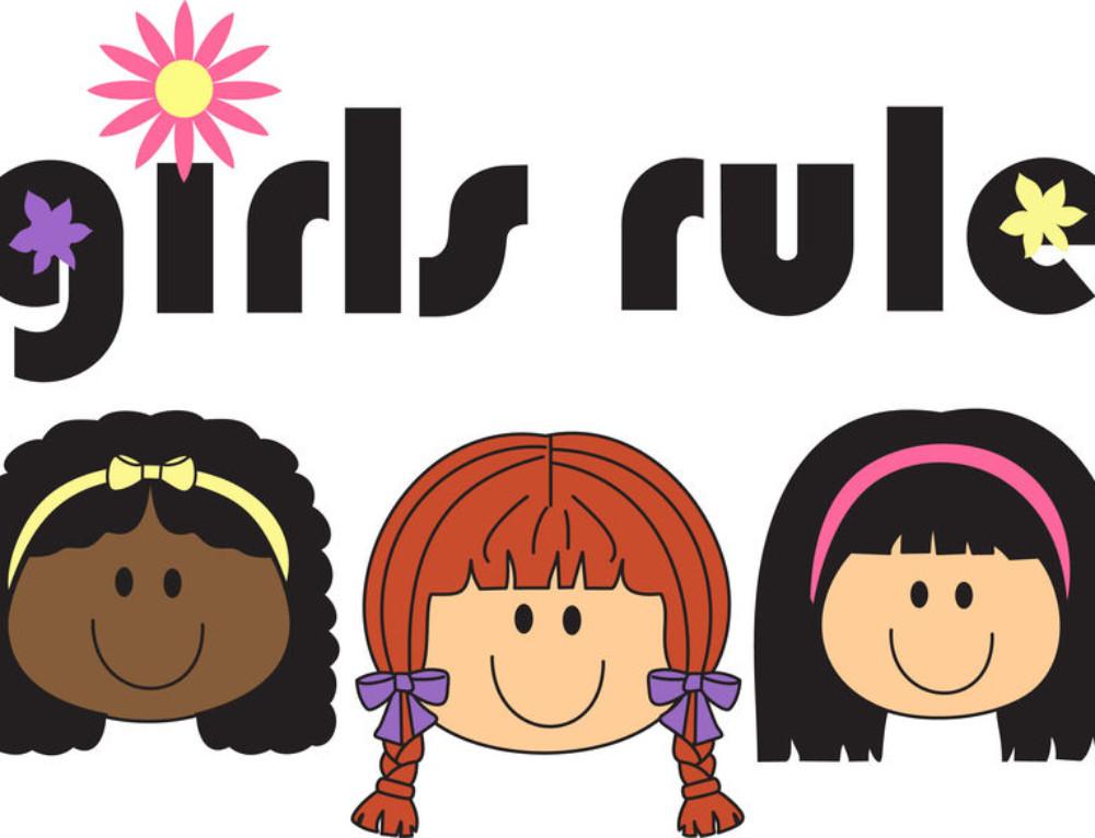 Ashley Rice: Girls Rule