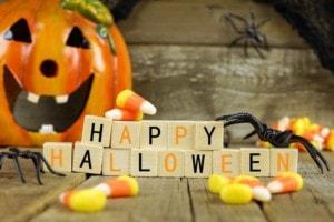 halloween poems on nanascorner.com