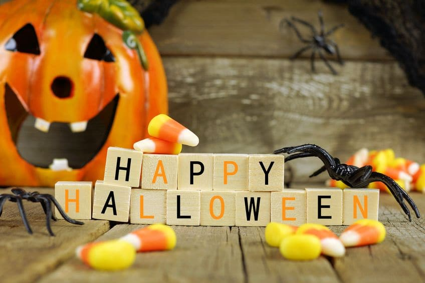 6 fun halloween poems for children