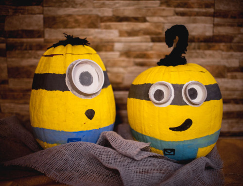 DIY Kids: 5 Easy Halloween Decorations