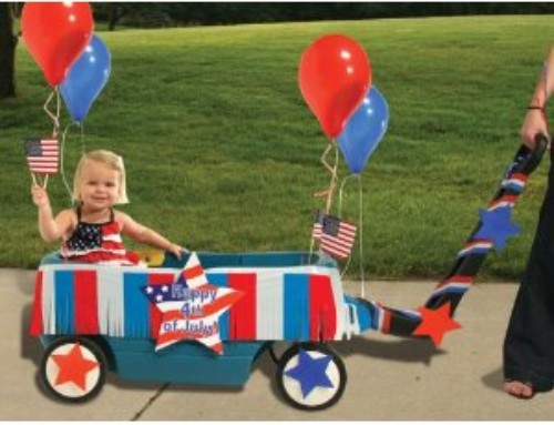 Fourth of July Family Fun: Bike Parade and More!