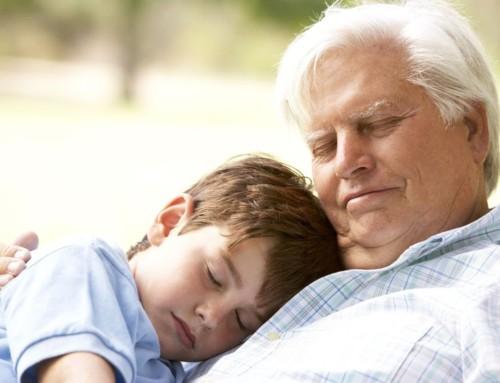 New Grandpa Poem | A Boy Needs a Grandpa