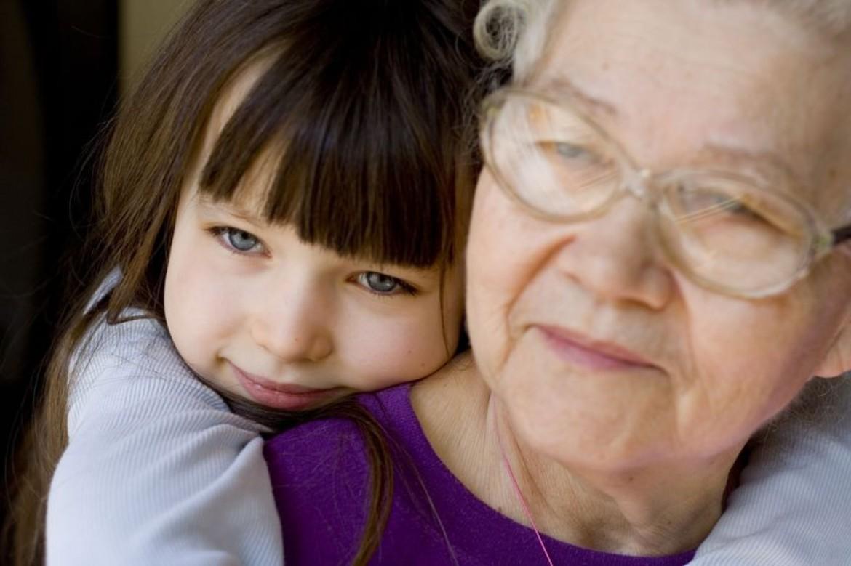 grandmother to grandchild poem