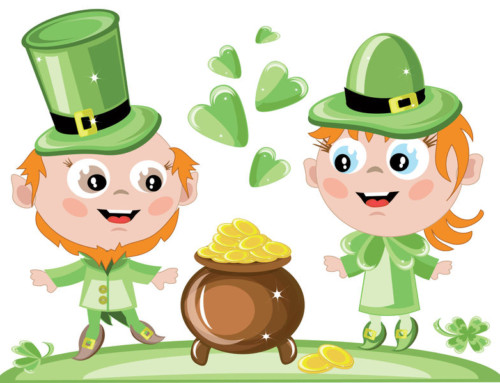 St. Patrick's Day Alliteration Poem | Little Leprechauns Alliteration Poem