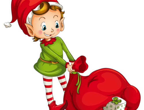 Internal Rhyme Poems: The Christmas Elf Meets the Christmas Mouse