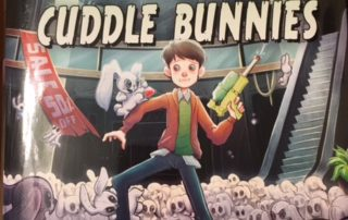 night of living cuddle bunnies book review
