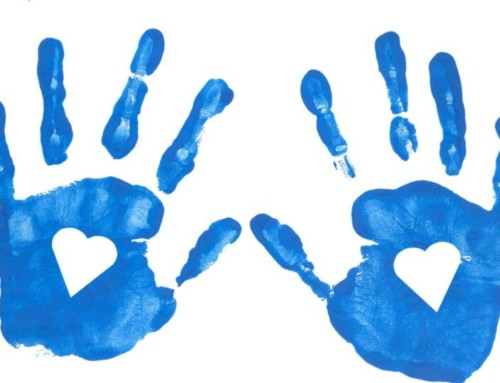 Handprint Poem Gifts – Two More Handprint Poems – NanasCorner.com