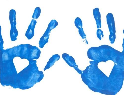 Handprint Poem Gifts – Two More Handprint Poems – NanasCorner.com