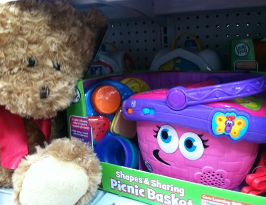 teddy bear picnic party treats