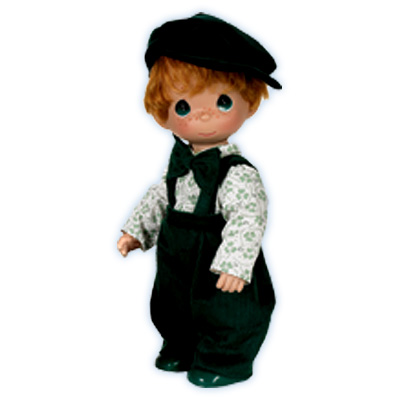Irish Boy Doll