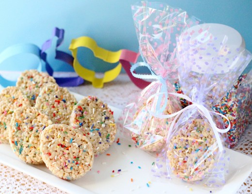 rice crispy treats easter eggs