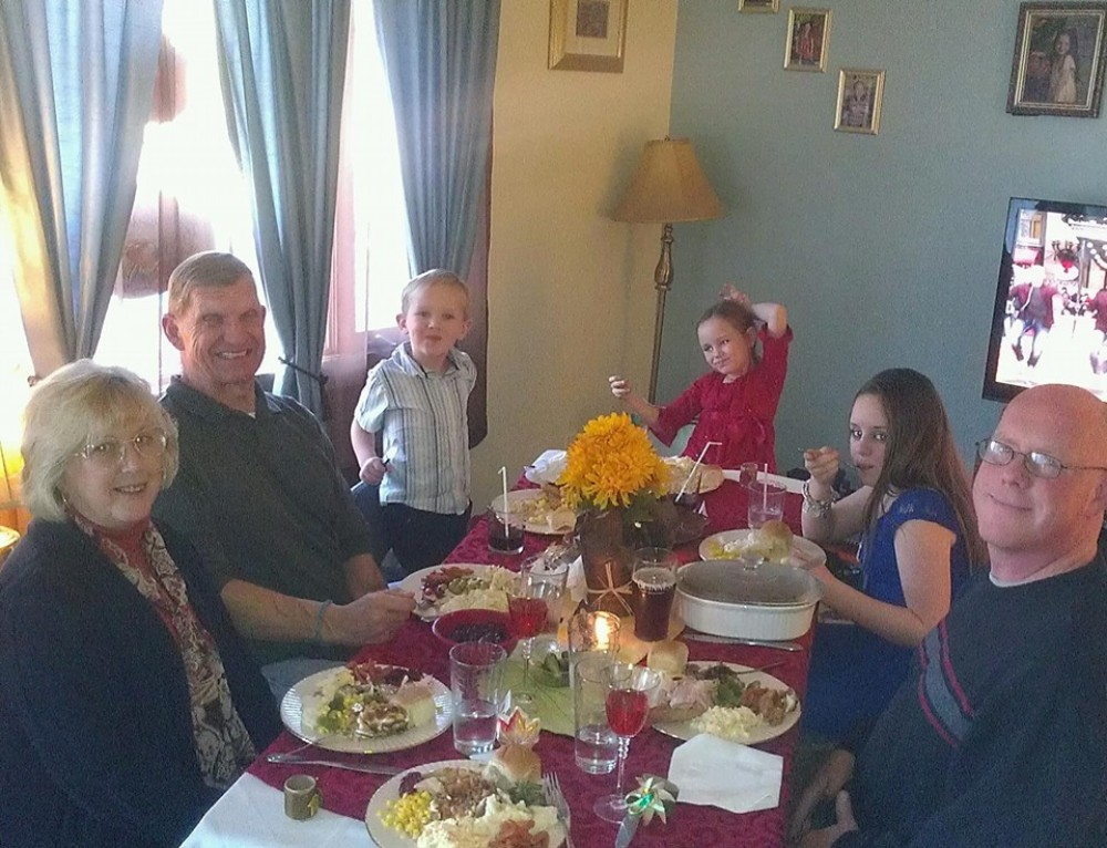 Thanksgiving Poems: The Old Fashioned Thanksgiving