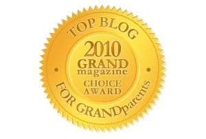 top blog for grandparents 2010
