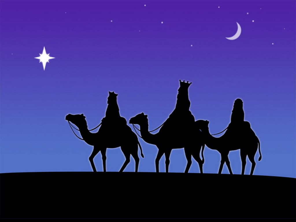 three kings, a christmas poem