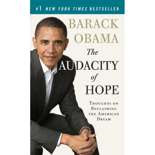barack obama books