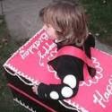 homemade halloween birthday cake costume