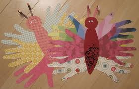 butterfly handprint craft