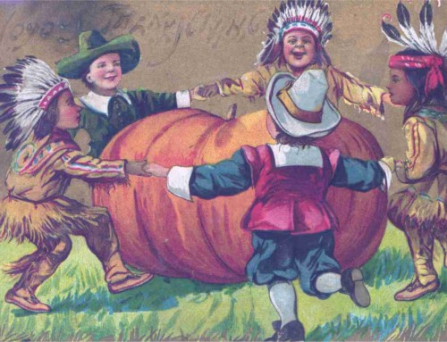 Preschool Thanksgiving Poems