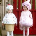 homemade halloween cupcakes costumes