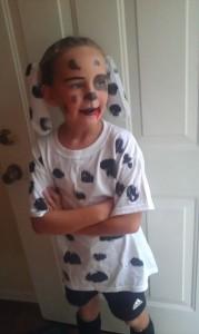 101 dalmation Halloween costume