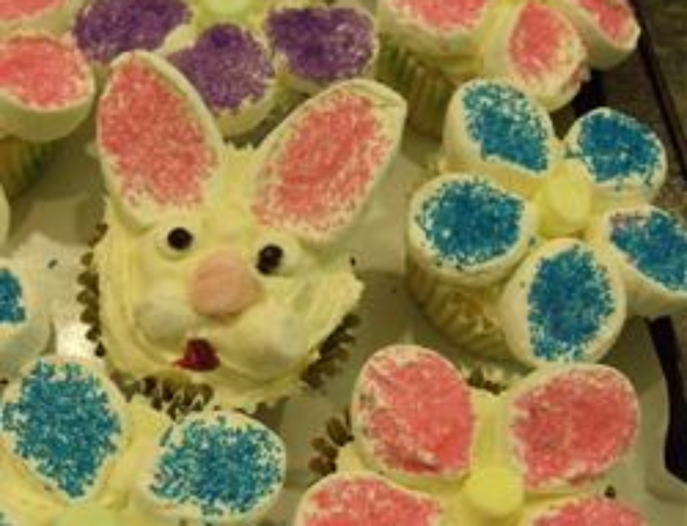 Kids Cooking | Easter Cupcake Recipes