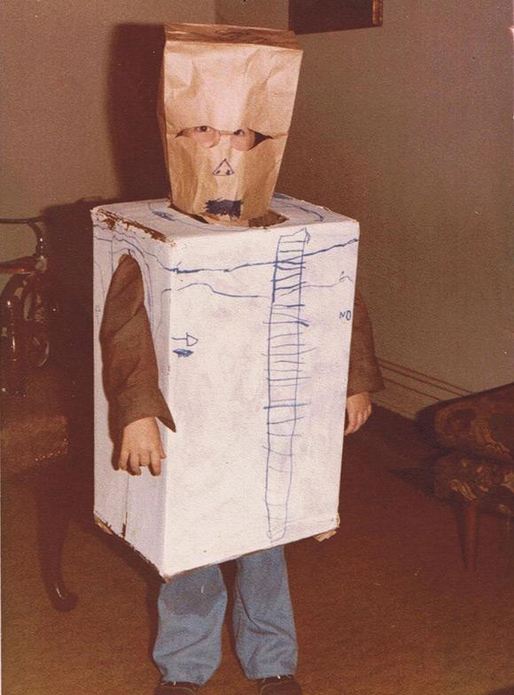 homemade storm trooper costume