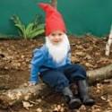 homemade halloween child gnome costume