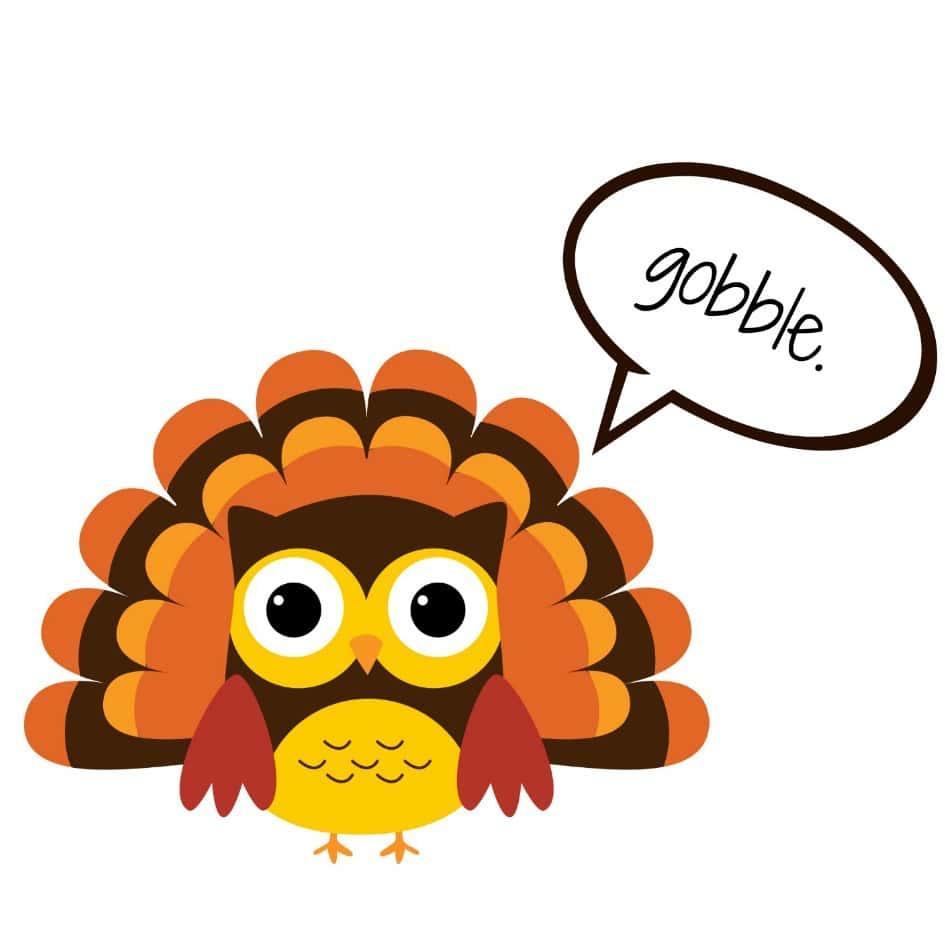 funny Thanksgiving dinner poem