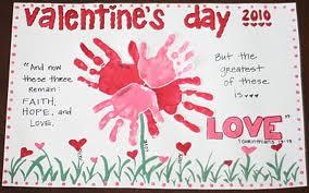 valentine handprint poems