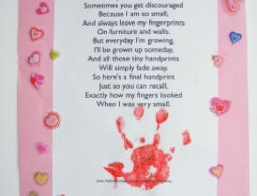 Valentine Poems for Grandparents from Grandchildren