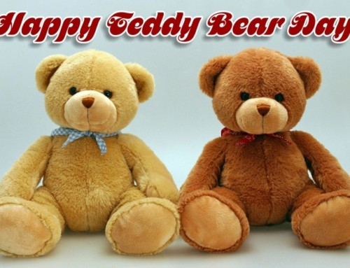 15 Teddy Bear Nursery Rhymes and Poems |Teddy Bear Day