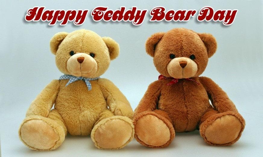 15 teddy bear nursery rhymes and poems
