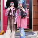 homemade halloween hippies costumes