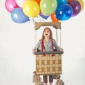 homemade halloween hot air balloon costume