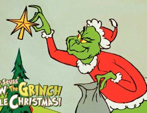 The Grinch Who Stole Christmas Poem Trivia Game