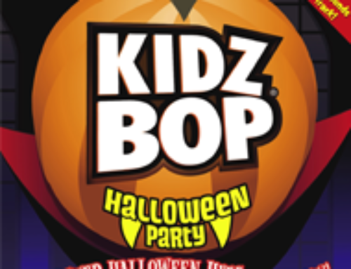 Kidz Bop Halloween Album, Video Contest, and Book Club