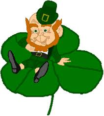 leprechaun alliteration poem for St. Patrick's Day