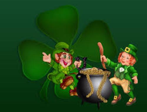 Alliteration Examples: St. Patrick's Day Little Leprechauns Alliteration Poem