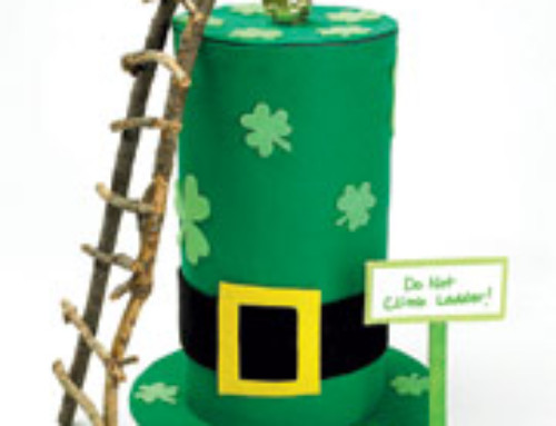 St. Patrick's Day Fun: How to Trap a Leprechaun