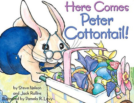 peter cottontail easter song