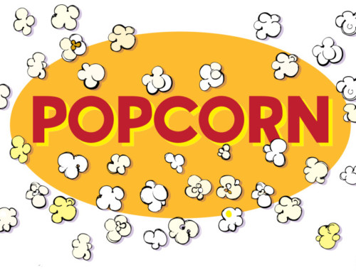 Popcorn Poems – National Popcorn Day