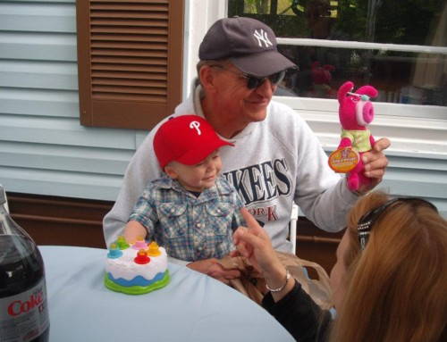 A Poem for My Grandpa – a Grandfather Poem