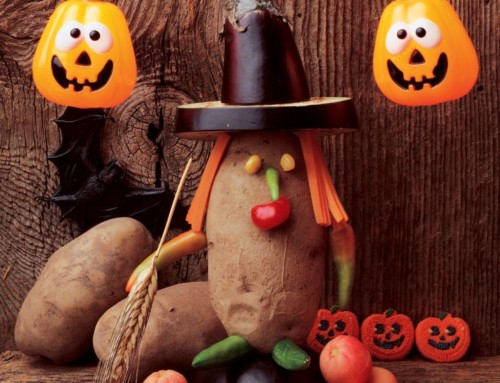 8 Spooky Spuds Idaho Potato Halloween Treats