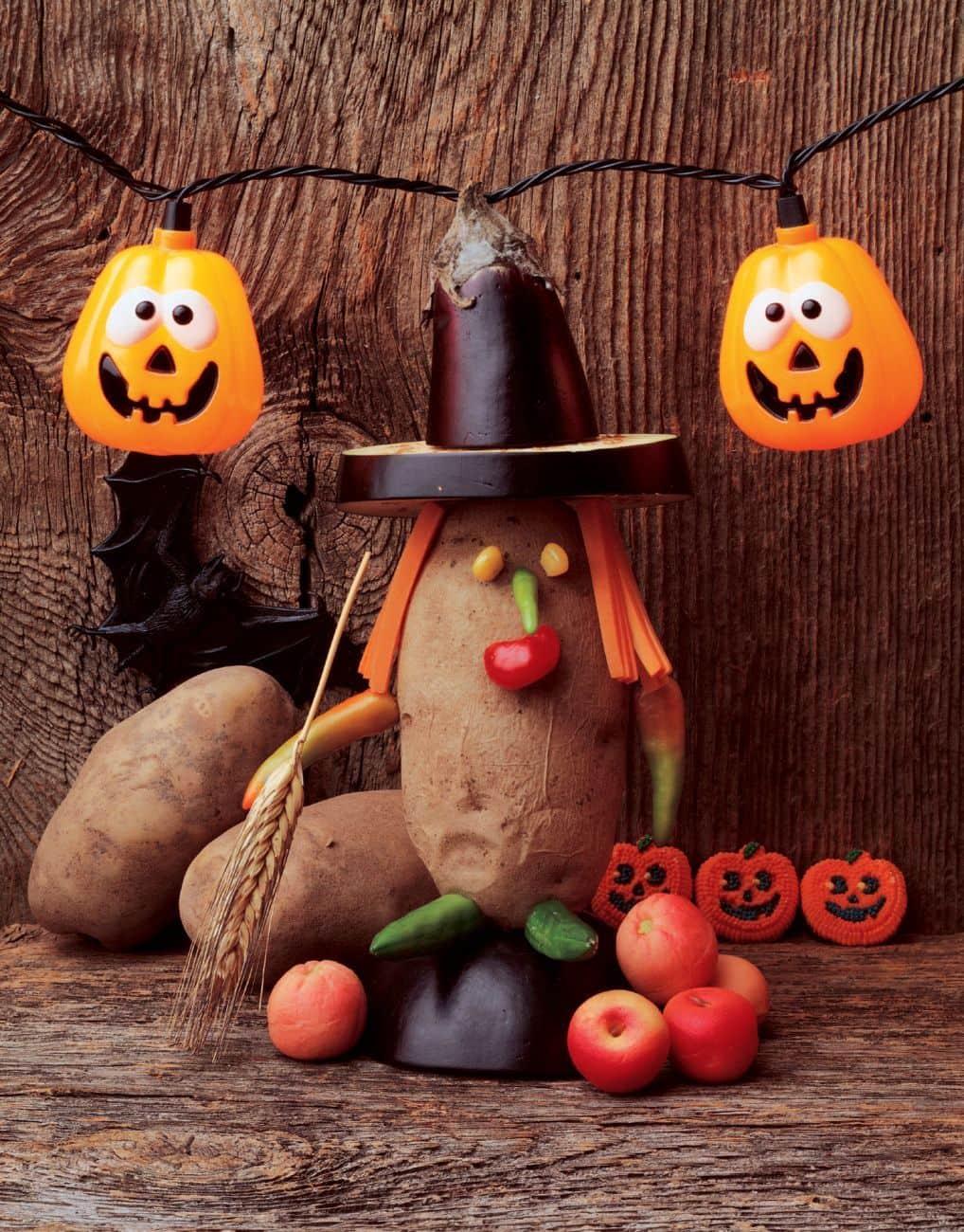 spooky spuds